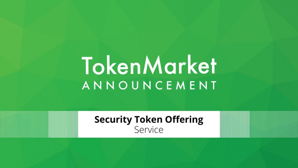 TokenMarket. Security Token Offering(STO)